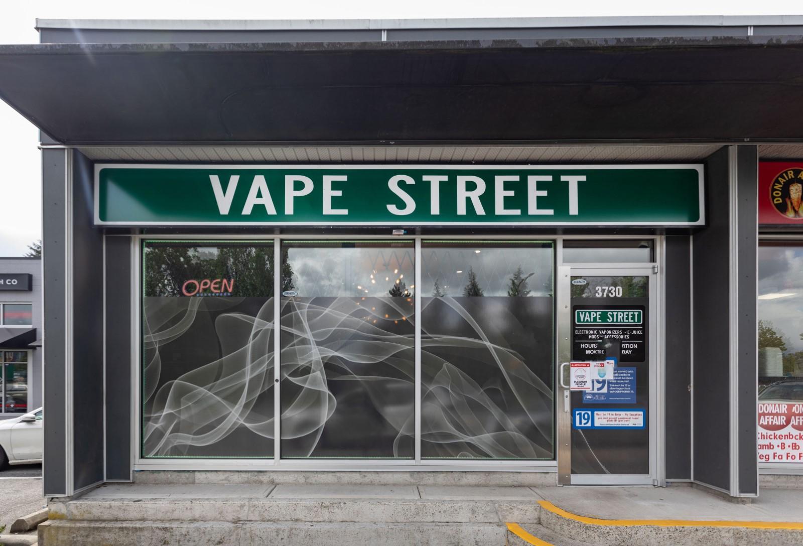 vape street contact us