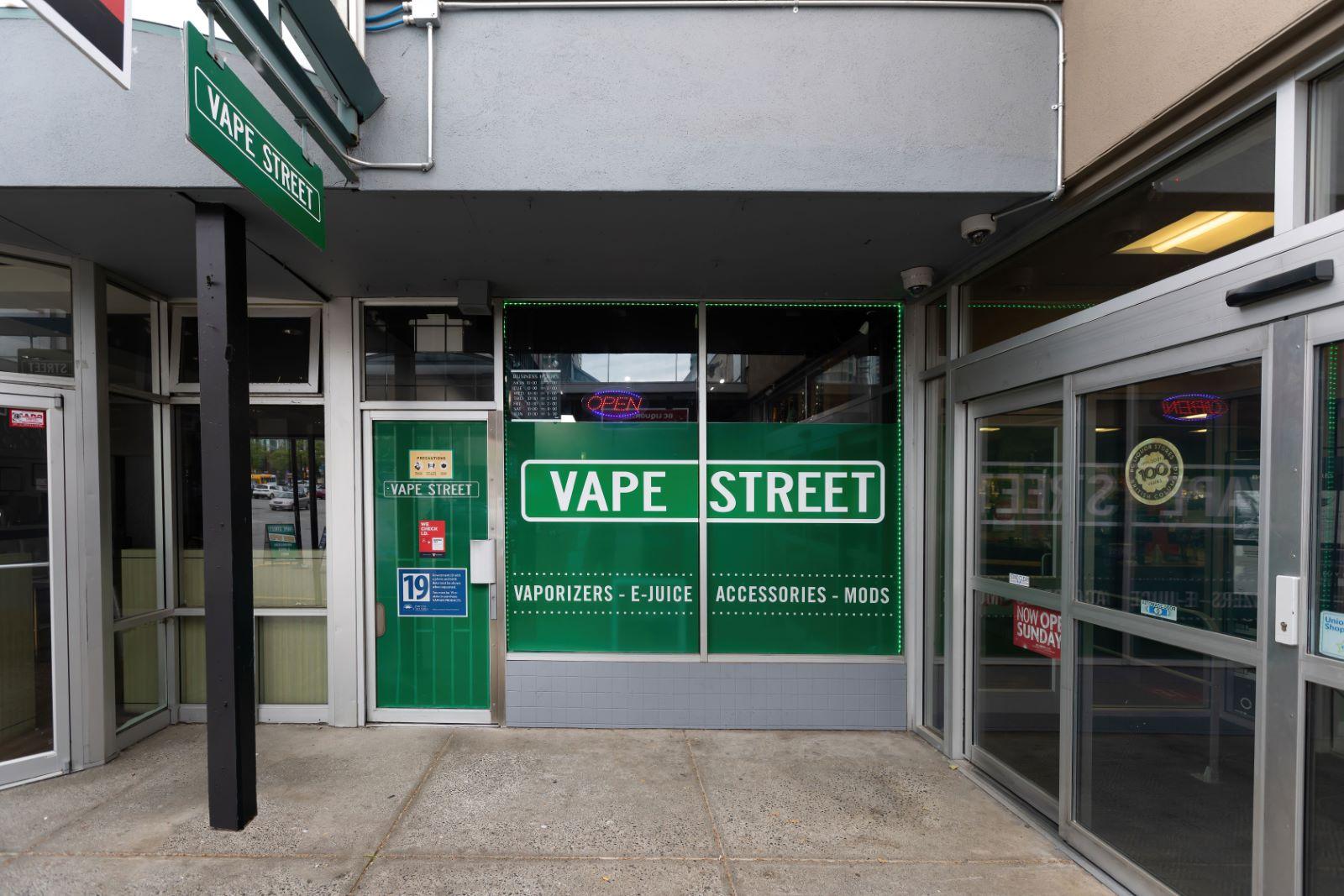 vape street west kelowna burnaby metrotown
