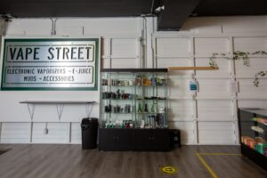 Vape Store Vancouver Burrard BC